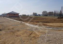 úprava pozemkov na stavbu