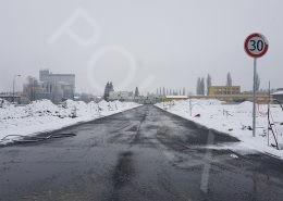 Gaštanová má nový asfalt