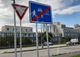 zmena dopravného značenia